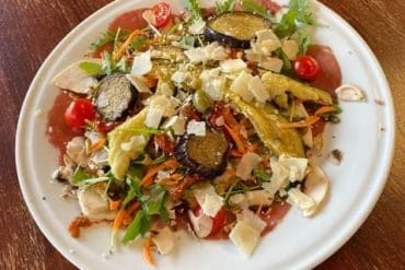 salade restaurant bayonne pays basque